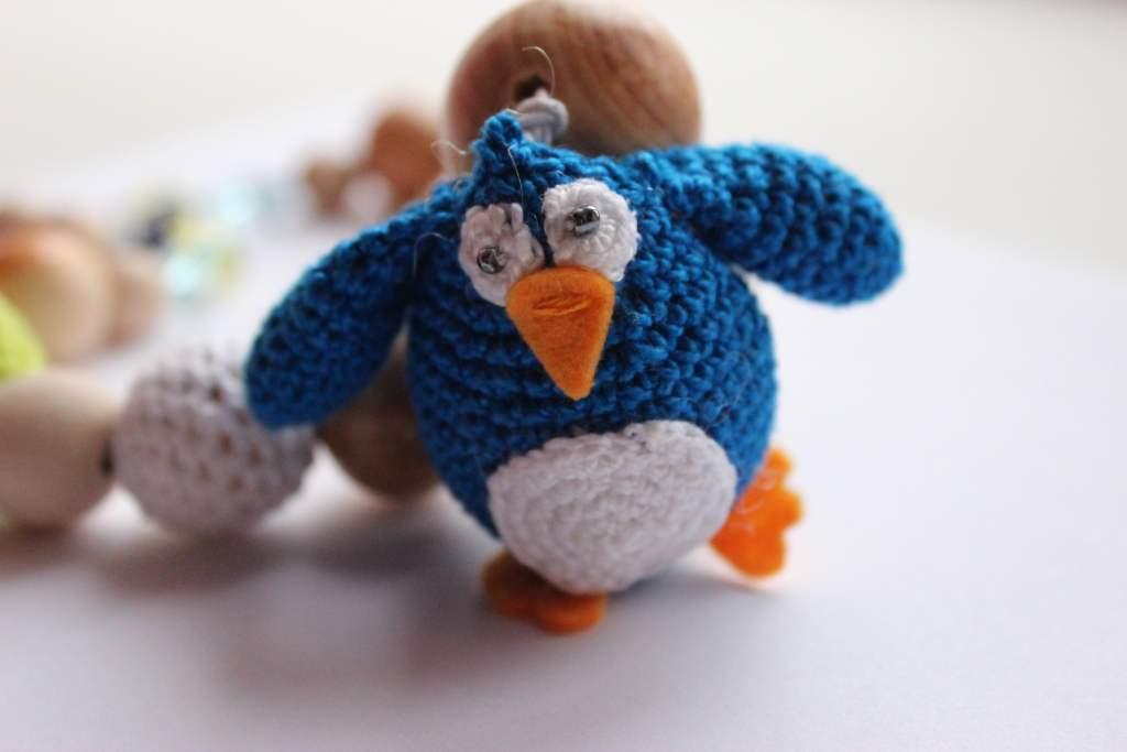 игрушка пингвин смешарик