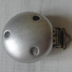 клипса серебро