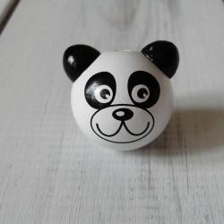 голова панды 3д