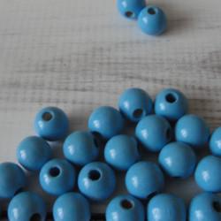 разделители круглые голубые