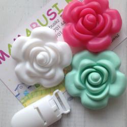 силиконовые цветы