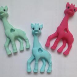 силиконовые жирафы
